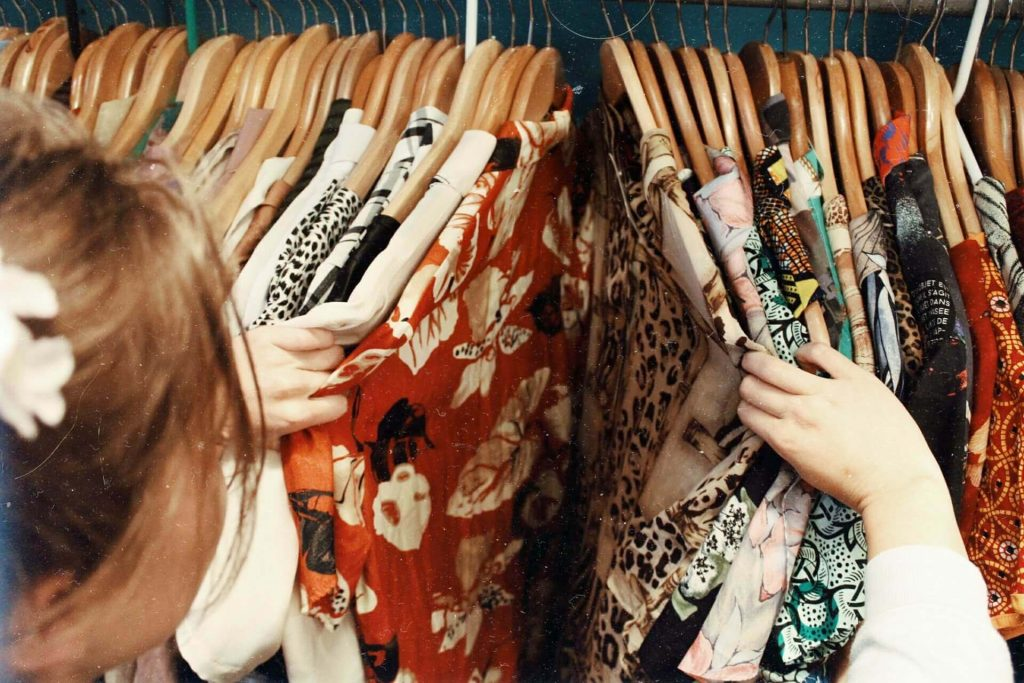 How To Stop Buying Clothes