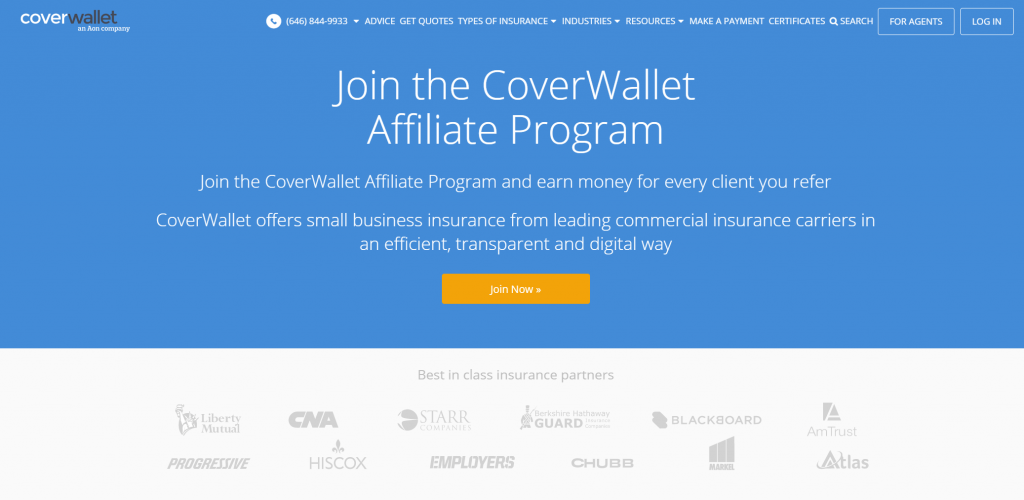 affiliate programs for financial bloggers