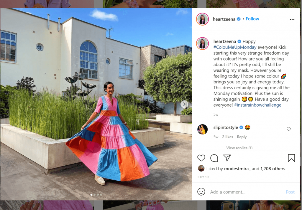 best hashtags for fashion influencers
