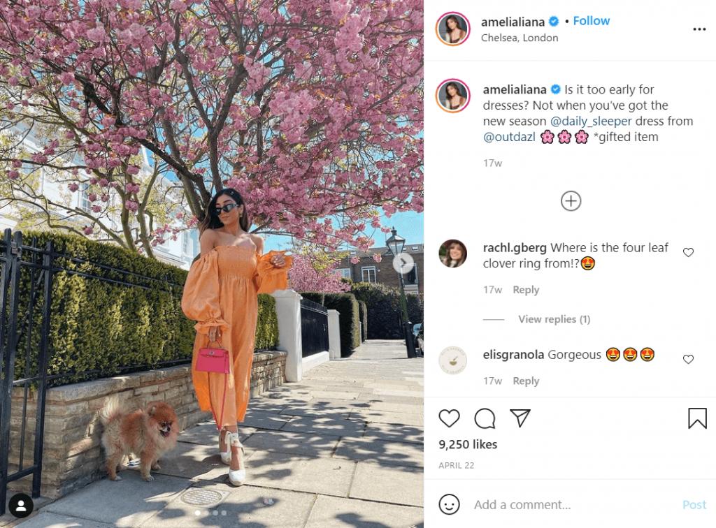 fashion blogger hashtags 2020