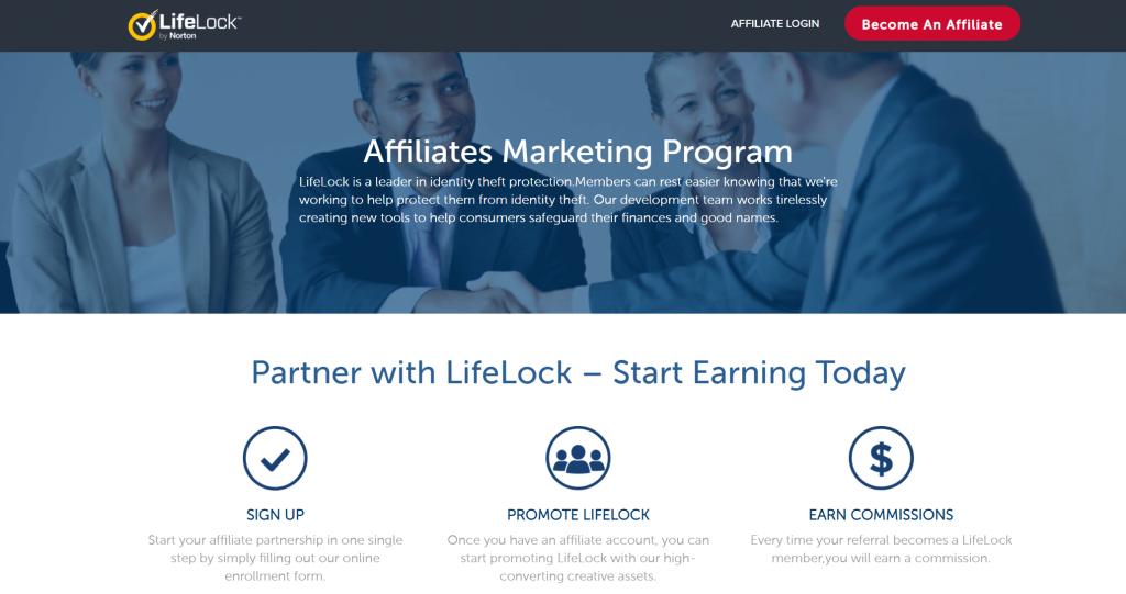 personal finance affiliate program