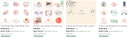 Etsy digital products