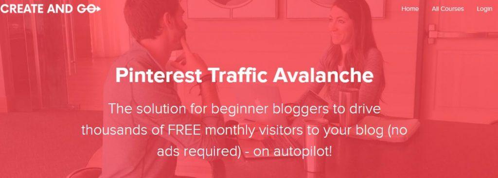 Pinterest Traffic Avalanche