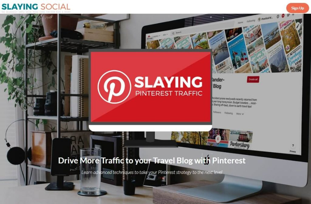 best Pinterest course for bloggers