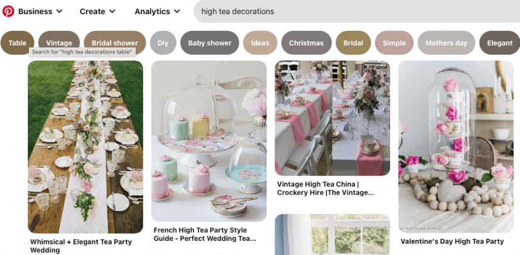how to do keyword research for Pinterest